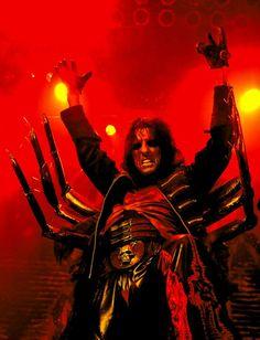 Alice Cooper - Spider