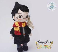 ГАРРИ ПОТЕР, связанный крючком | OK.RU Crochet Patterns, Crochet Ideas, Tatting, Harry Potter, Crochet Hats, Snoopy, Teddy Bear, Toys, Bowie