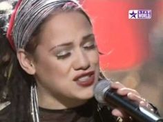 Jordis Unga - The Reason*** Oh my God ...I just love this song and her rendition ..I have chills right down  to my soul !