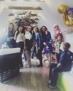 это был просто сумасшедший день!!! спасибо огромное всем кто разделил с нами День рождения нашей малышки Алисии и кто не смог приехать это было незабываемо!!! Это был невероятный дурдом! всем всем всем спасибо за поздравления!!! Мы счастливы!!!
