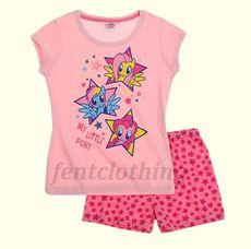 My Little Pony Pink S/S Pyjamas
