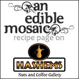 An Edible Mosaic » About - everyday food with extraordinary flair - some good arabic and indian recipes plus much more.