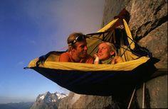 Biwak am Eiger
