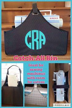 Catch All Bin....shop www.bagladycarla.com