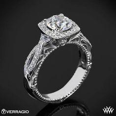 Diamond Engagement Ring : Verragio Venetian Collection