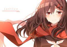 Konachan.com - 188464 heremia kagerou_project scarf tateyama_ayano tears.jpg (1200×850)
