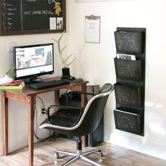 ... Organized on Pinterest | Posts, Rustic storage and organization and