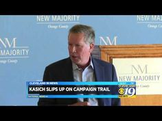 Kasich takes heat for 'leave a tip' comment about Latinos John Kasich, Politics, Car, Tips, Youtube, Automobile, Autos, Youtubers, Cars
