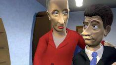 Ronald Mcdonald, Tv, Fictional Characters, Television Set, Fantasy Characters, Television