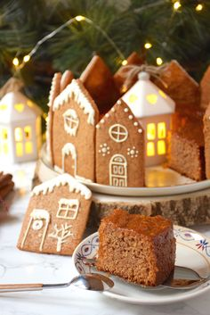 Kombucha, Biscuit Cupcakes, Winter Christmas, Xmas, Biscotti, Gingerbread Cookies, Cake Recipes, Food And Drink, Sweets