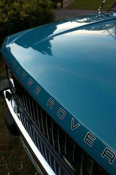 // Range Rover Classic