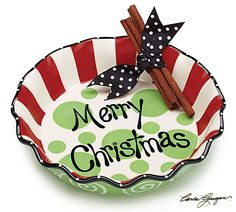 Christmas Platter Plates.385 Best Christmas Plates Images In 2019 Christmas Plates