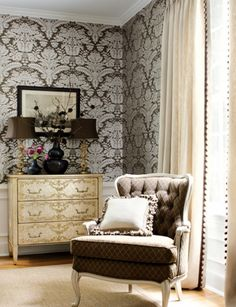 Damask Resource 3 wallpapers - Good all rounder - you WILL find a damask in this collection!