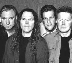 THE EAGLES ... ...  Joe Walsh  .... Timothy B. Schmitt  ..... Don Henley .....   .Glen Frey