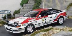 Rallye de Portugal 1991 Toyota Celica GT-Four (ST165) Sainz/Moya 1/43