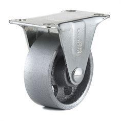 Richelieu F24822 Industrial Sintered Iron Caster