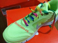 Womens Nike Free Runs 3 Liquid Lime Reflective Silver Pro Platinum Volt Rainbow Lace Shoes [Tiffany Free Runs 1554] - $51.72 : Buy Tiffany Free Runs Canada, Tiffany Blue Nike Shoes USA, Nike Free Tiffany Blue Running Shoes Cheap For All The Word
