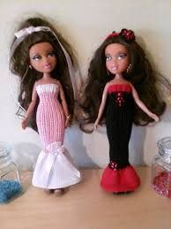 Knitting Patterns For Bratz Doll Clothes : knit bratz clothes - Google Search Dolls Pinterest ...