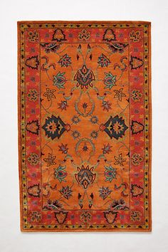 Living Room: Laurette Rug #anthropologie