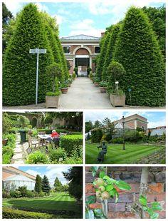 The Botanical Garden in Leuven, Belgium - Wonderful Wanderings
