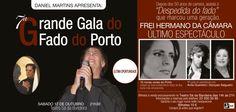 A cidade do Porto vai respirar o Fado no dia 12 de Outubro 2013 | #Portugal | Escapadelas