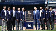Yankees retire Derek Jeter's No. 2