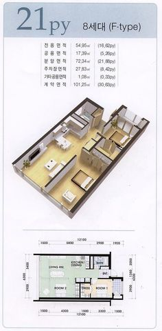 Asian Home Decor Classy Asian decor suggestions to produce that dream orient space korean home decor Asian Styling touch shared on 20181121 Seoul Apartment, Korean Apartment, Apartment Layout, Apartment Plans, Best House Plans, House Floor Plans, Dream Home Design, House Design, Apartment Decorating For Couples