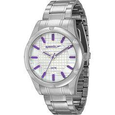 Americanas Relógio Feminino Speedo Analógico Fashion - R$69,90 em 3x