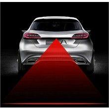 Rødt anti-kollisions LED laserlys