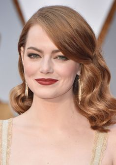 Emma Stone Makes a Powerful Political Statement on the Oscars Red Carpet