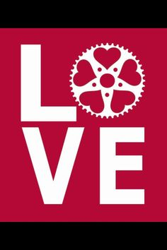 Bike love!  #cycling #quotes