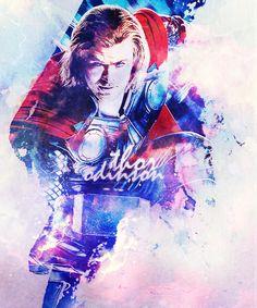 Thor Odinson #Illustration