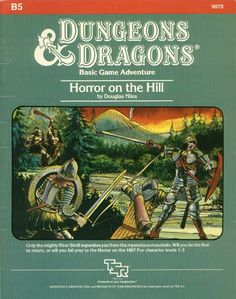 B5 - Horror on the Hill