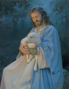 Kathy Lawrence: Conozco a mis ovejas.