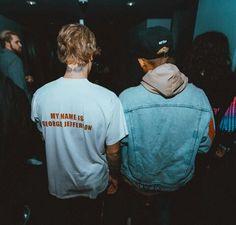 Justin Bieber x Jaden Smith x Syre