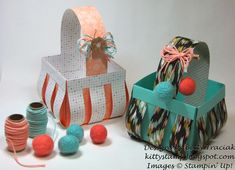 A while ago I saw the cutest paper basket on Pinterest created by Wenche. (Click HERE  to see it... it is really really wonderful!)   Since...