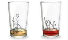 正直微妙。。。シャレが通じる人にしか使えない、ユニーク?なグラス【Manneken Pis/Drinking glass】