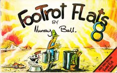 Footrot Flats Eight by Murray Ball Footrot Flats, Kiwiana, A Comics, New Zealand, Comic Books, Cartoons, Gift Ideas, Mini, Cartoon
