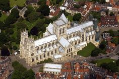 England- London- Accessible York Minster