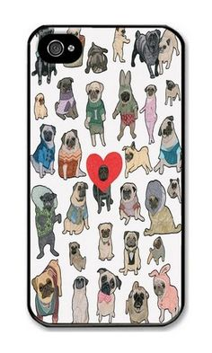 Iphone 4s Case AOFFLY 23 Pug Dogs Brighten Your Eyes Black PC Hard Case For Apple Iphone 4S AOFFLY http://www.amazon.com/dp/B011YETOMU/ref=cm_sw_r_pi_dp_rBA0vb082C0QN