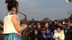 가수 박금란(가을이)옛노래 색소폰연주와 노래&삼식이품바의 배꼽 빠지게 웃기고 재미있는 품바교육