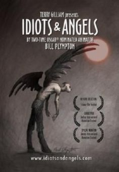 Idiots And Angels Movie Poster Standup 4inx6in