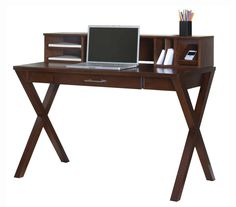Laptop Writing Desk Solutions for Home Office   Office Furniture