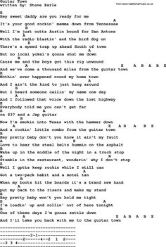 Wildflowers guitar chords