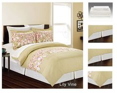 South Suburban Savings: Get 7 Piece Bed-in-A-Bag Comforter & Sheet Sets for $34.99 SHIPPED! (Queen AND King Sizes!!)