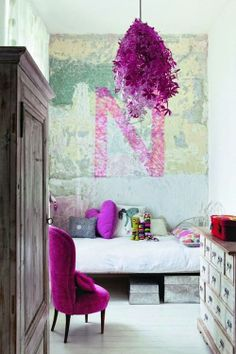 Home relooking: Radiant Orchid, il colore dell'anno