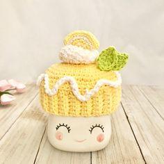 Lemon tart hat for marshmallow mugs farmhouse style decor Rae Dunn inspired decor crochet hat lemon decor Crochet Dishcloths, Crochet Hats, Free Crochet, Valentine Hats, Cute Marshmallows, Halloween Displays, Yarn Crafts, Diy Crafts, Farmhouse Style Decorating