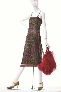 Dress, Jean Patou, 1925.