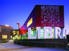 Narellan Library and Community Space - Narellan, NSW #architecture
