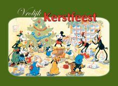 Kerstkaart - Gezellig-met-familie-Mouse
